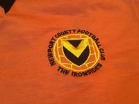 Classic Football Shirts | 1979 Newport County Vintage Old Jerseys